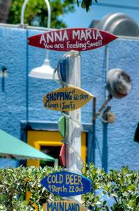 Anna Maria Island Shopping
