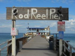 The Rod and Reel Pier Anna Maria Island