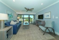 Beachfront condo rental on Anna Maria Island