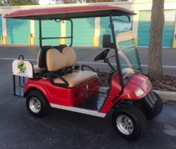 Golf cart rental in anna maria island