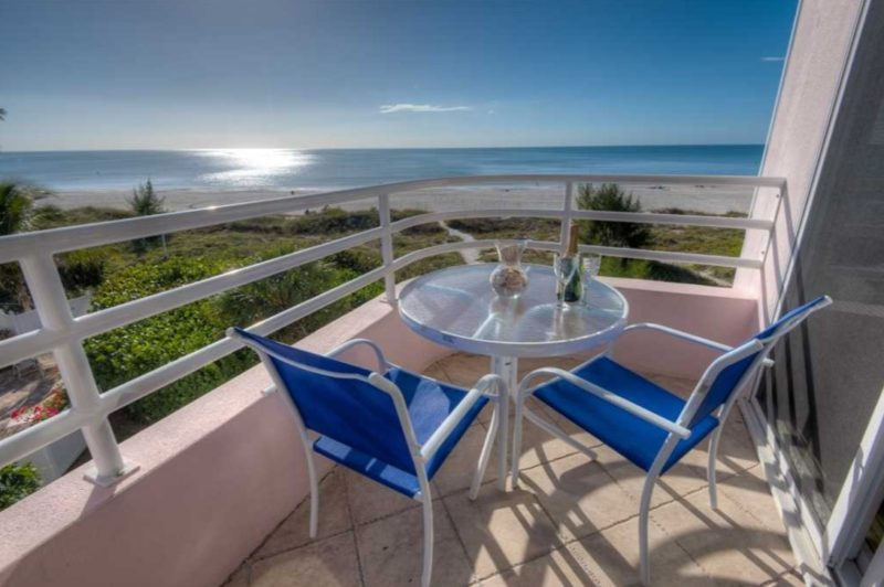 beachfront rental from Anna Maria