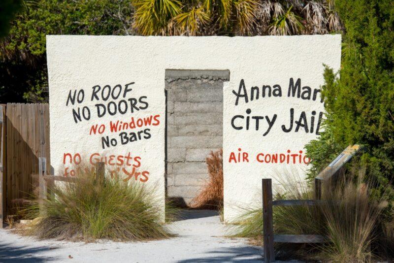 anna maria island historical jail